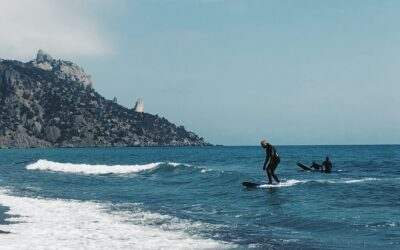 Wind of change: где лучший серфинг в Крыму?